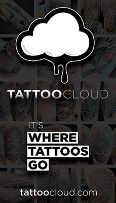 TattooCloud - Its Where Tattoos Go