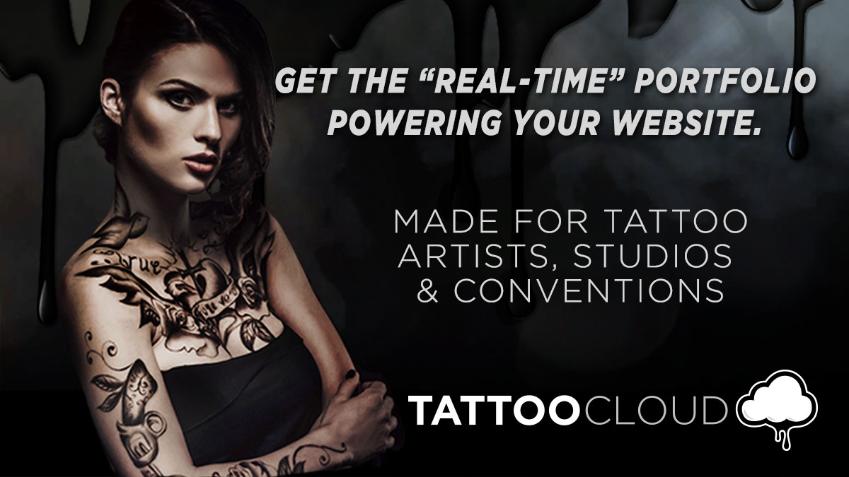 TattooCloud Real Time Girl