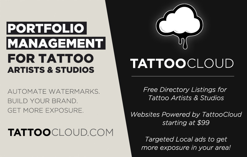 TattooCloud Flyer 800