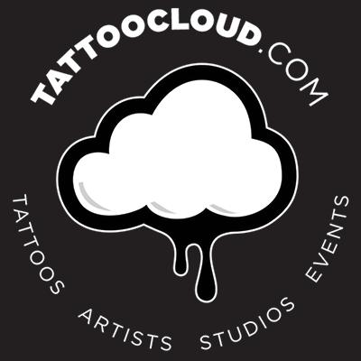 TattooCloud Round Blk 400x400