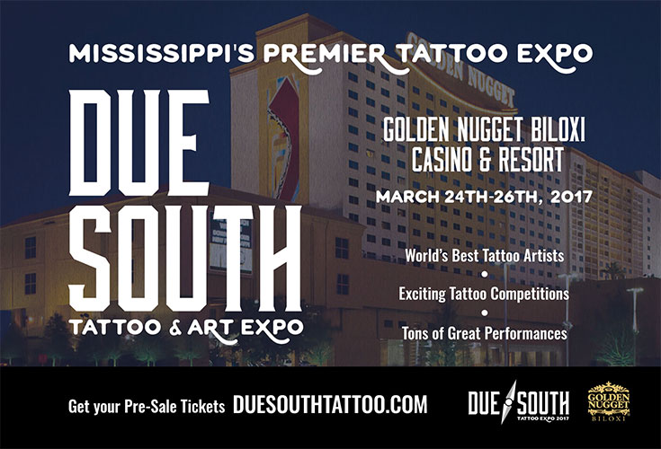 Due South Tattoo Expo 2017