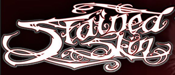 Stained Skin Tattoo Studio Logo