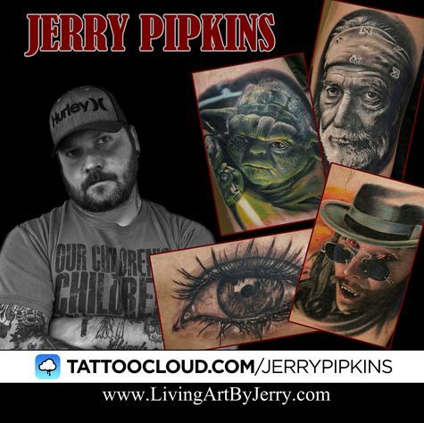 Jerry Pipkins art Banner
