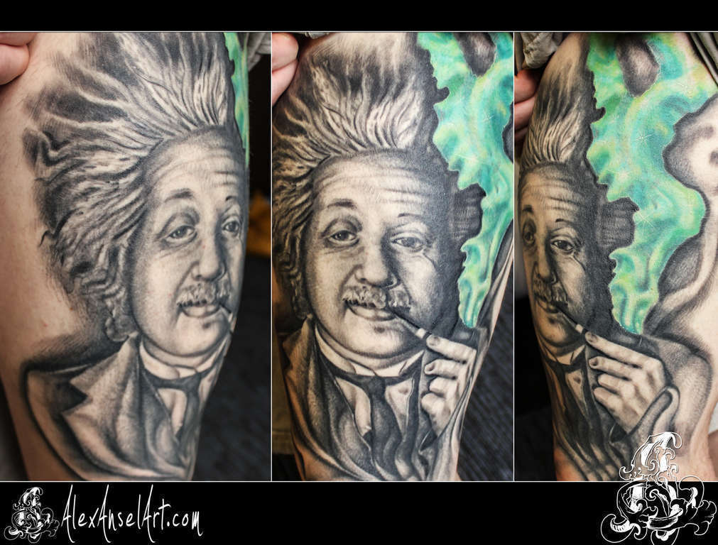 Wr_color_einstein_tattoo