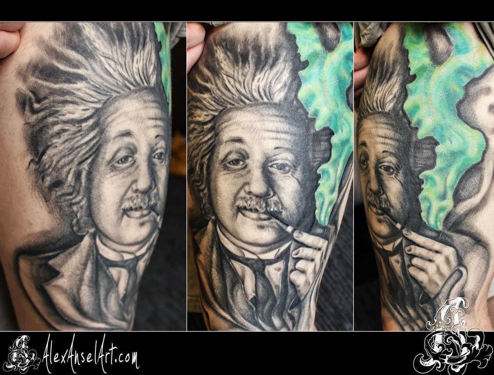 Wr_color_einstein_tattoo