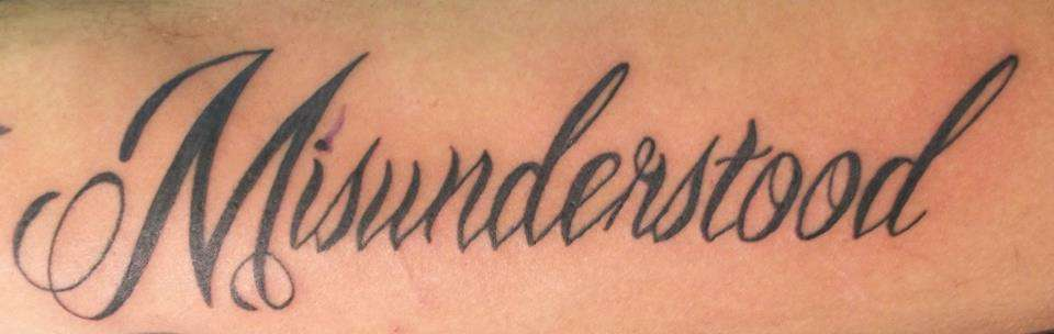 latest misunderstood tattoos find misunderstood tattoos