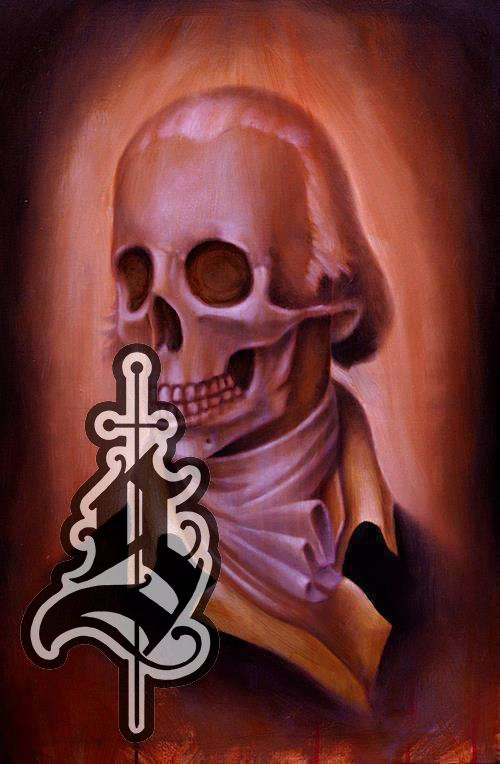 George_washington_oil_painting_skull_jason_frieling