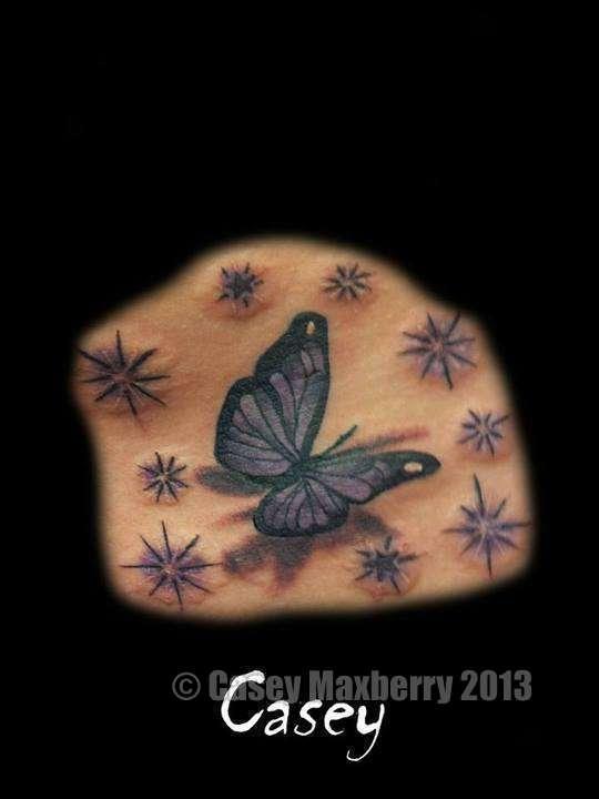 Butterfly-bursts