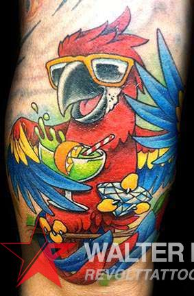 Club-tattoo-walter-sausage-frank-las-vegas-parrot-jpg