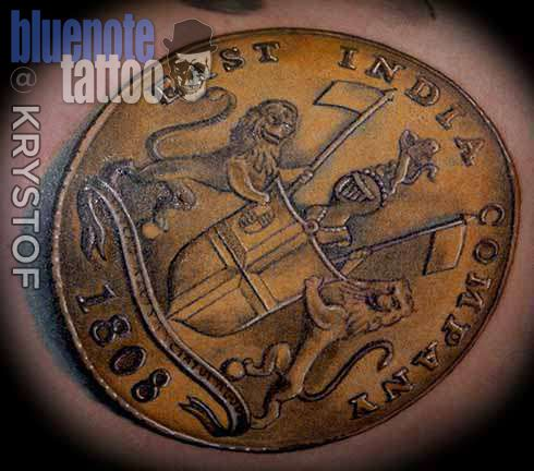 Club-tattoo-krystof-las-vegas-planet-hollywood-coin