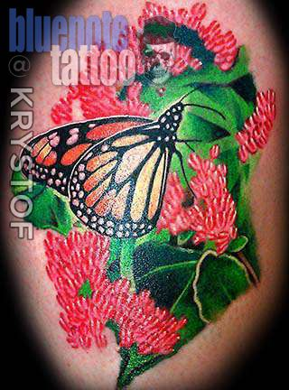 Club-tattoo-krystof-las-vegas-planet-hollywood-miracle-mile-shops-butterfly