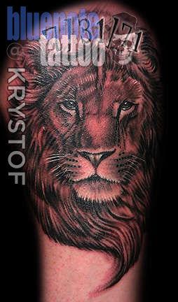 Club-tattoo-krystof-las-vegas-lion