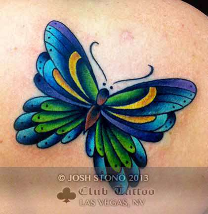 Club-tattoo-josh-stono-las-vegas-planet-hollywood-miracle-mile-shops-butterfly