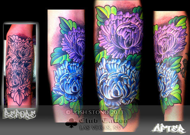 Club-tattoo-josh-stono-las-vegas-planet-hollywood-strip-cover-up-flowers-1