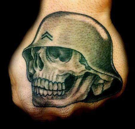 Club-tattoo-angel-galindo-las-vegas-skull