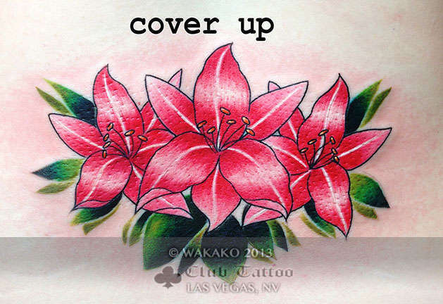 Club-tattoo-wakako-japanese-las-vegas-flowers-1