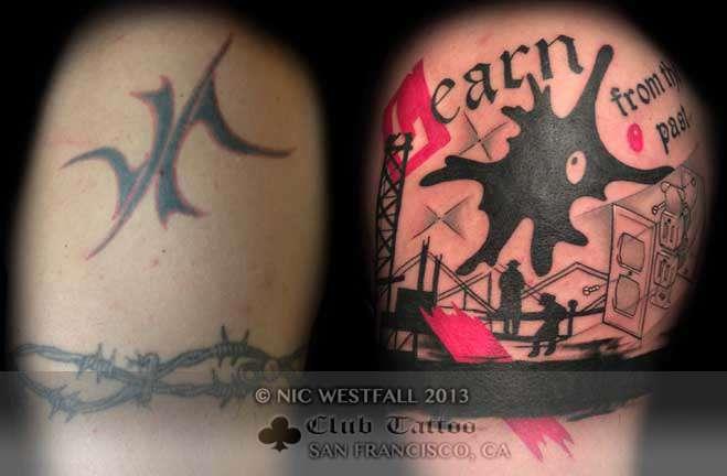 Club-tattoo-nic-westfall-san-francisco-pier-39-5