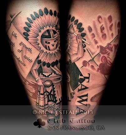 Club-tattoo-nic-westfall-san-francisco-pier-39-kachina