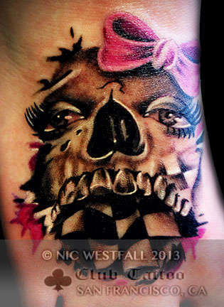Club-tattoo-nic-westfall-san-francisco-pier-39-12