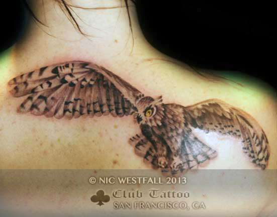Club-tattoo-nic-westfall-san-francisco-owl
