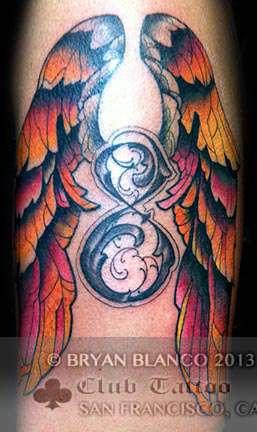 Club-tattoo-bryan-blanco-san-francisco-pier-39-angel-wings
