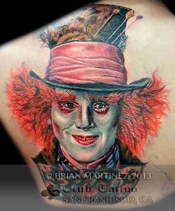 Club-tattoo-bryan-martinez-san-francisco-pier-39