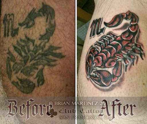 Club-tattoo-brian-martinez-san-francisco-pier-39-cover-up-1