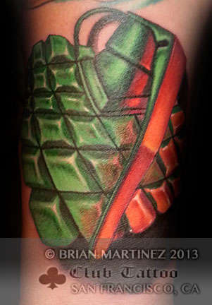 Club-tattoo-brian-martinez-san-francisco-pier-39-12