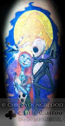 Club-tattoo-chris-youngblood-san-francisco-pier-39-14