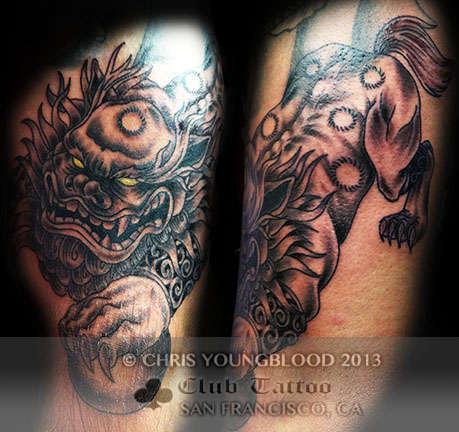 Club-tattoo-chris-youngblood-san-francisco-pier-39-6