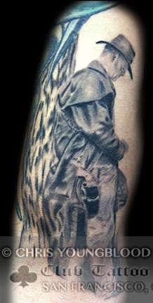 Club-tattoo-chris-youngblood-san-francisco-pier-39-5