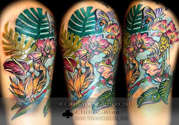 Chris-youngblood-club-tattoo-san-francisco-pier-39-frog