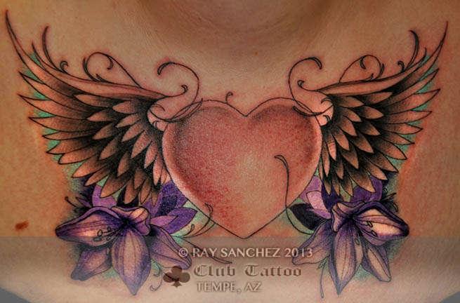 Club-tattoo-ray-sanchez-tempe-wings-heart