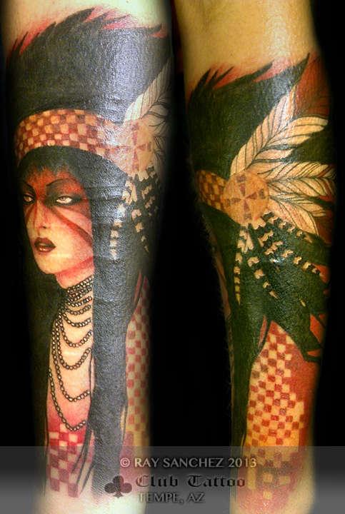 Club-tattoo-ray-tempe
