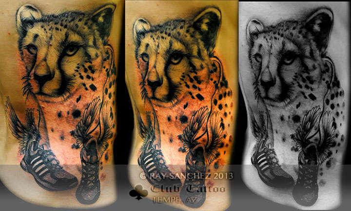 Club-tattoo-ray-sanchez-tempe-cheetah