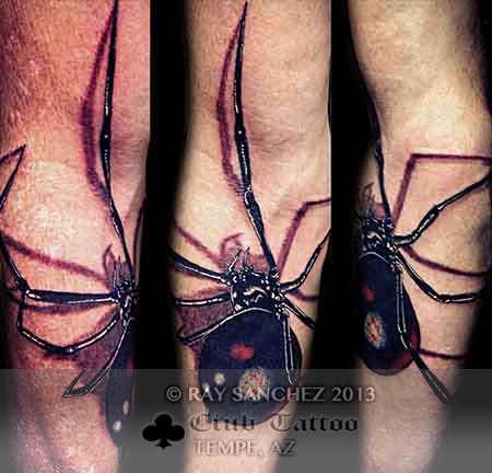 Club-tattoo-ray-sanchez-black-widow-tempe-asu
