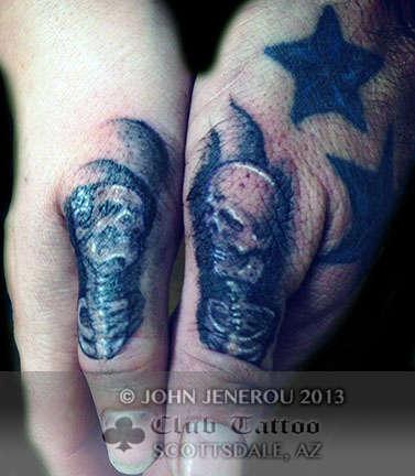 Club-tattoo-john-jenerou-scottsdale-skulls-1