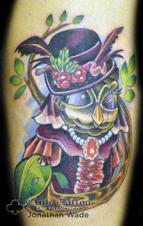 Club-tattoo-jonathan-wade-tempe-2