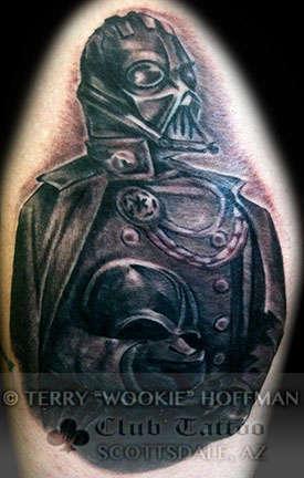 Club-tattoo-terry-wookie-hoffman-scottsdale-darth-vader