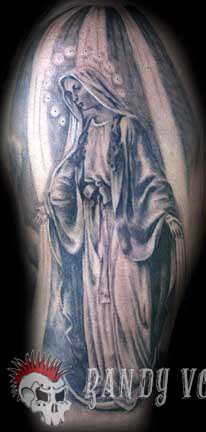 Club-tattoo-randy-vollink-scottsdale-mary-religious-jpg