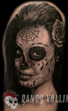 Club-tattoo-randy-vollink-scottsdale-day-of-the-dead-jpg