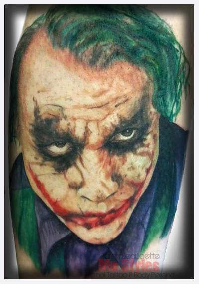 Aaronbeaudette batman comics movies for Eternal tattoo fremont