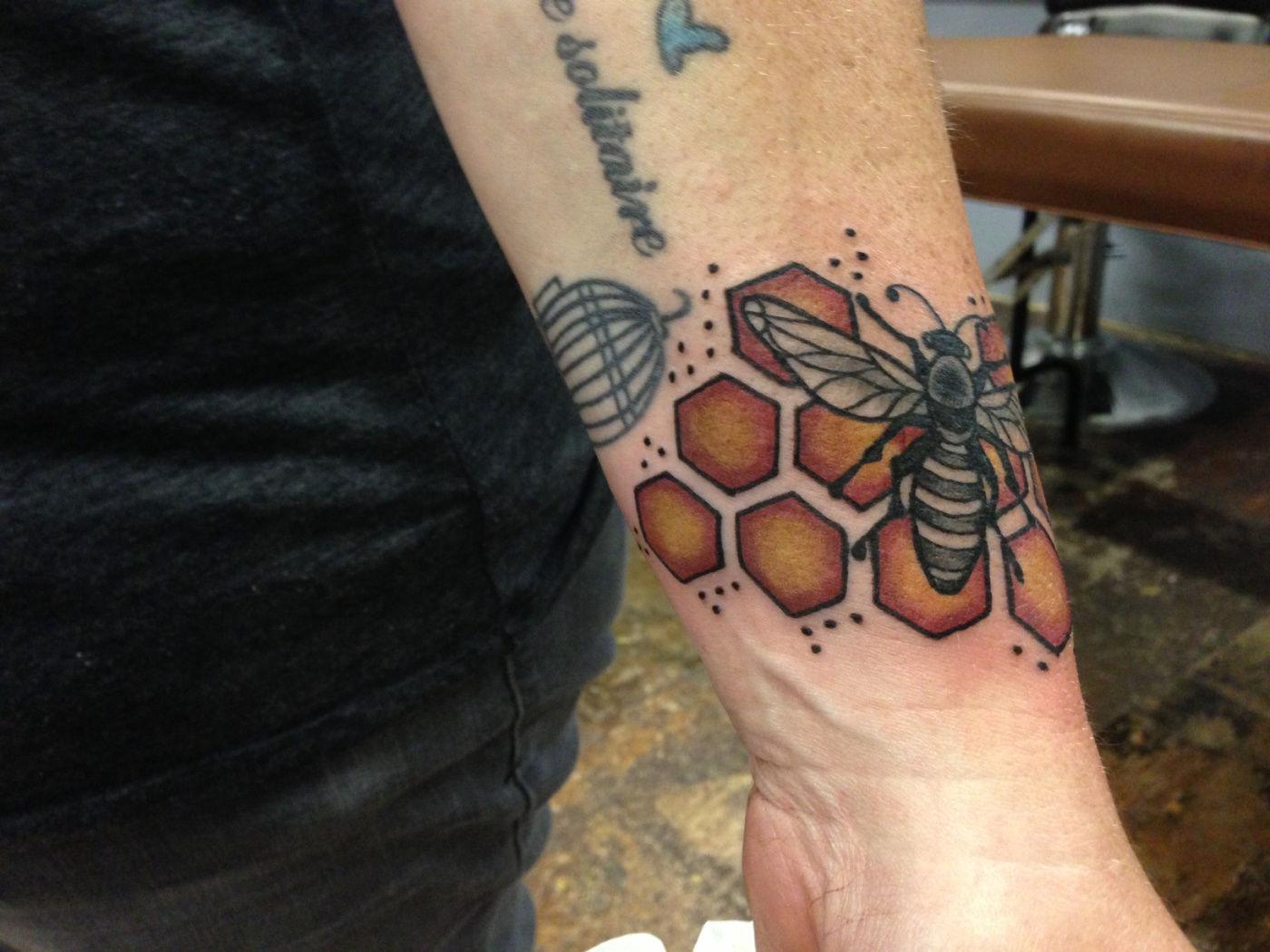 Erinodea-honeycombbee