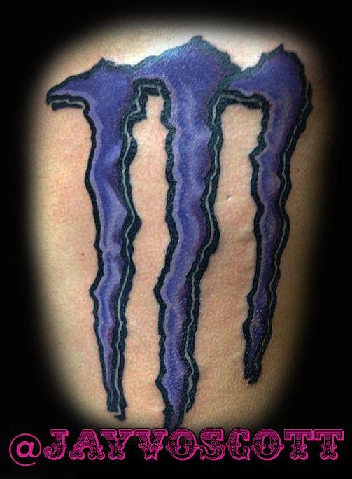 jayvoscott monster energy logo monster logo brand energy drink beverage. Black Bedroom Furniture Sets. Home Design Ideas