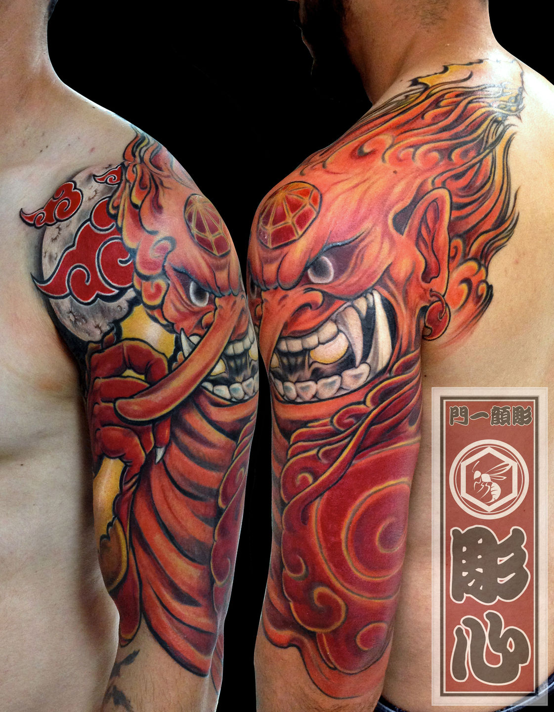 Latest Susanoo Tattoos Find Susanoo Tattoos