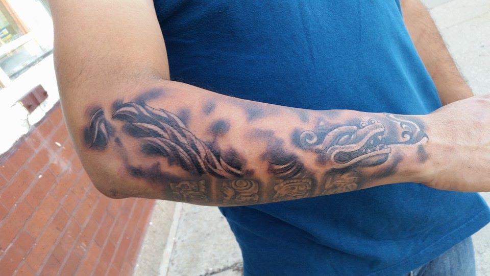 Latest Quetzalcoatl Tattoos Find Quetzalcoatl Tattoos