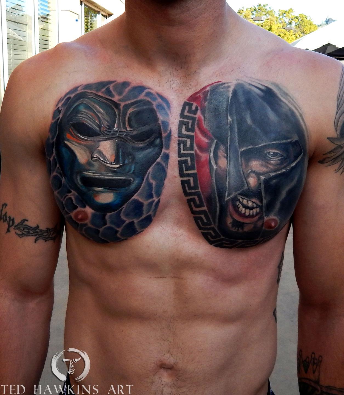 Immortals 300 Tattoo