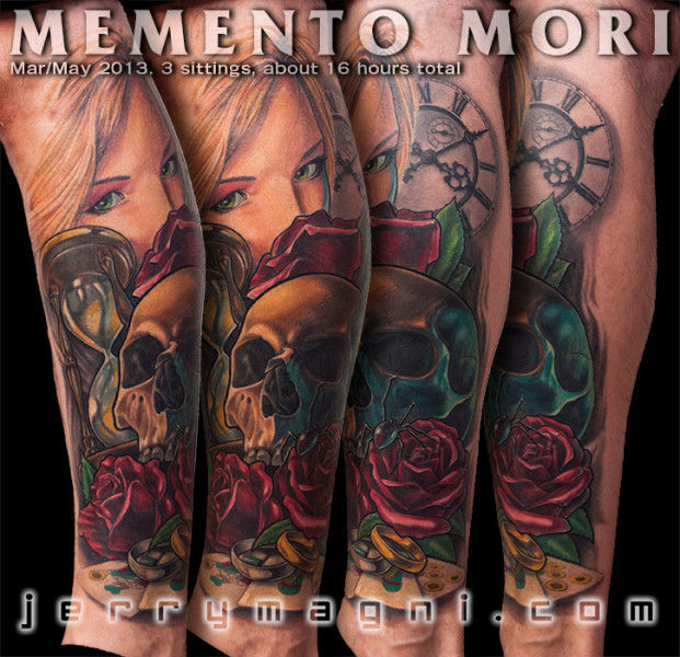 Latest Memento Mori Tattoos Find Memento Mori Tattoos