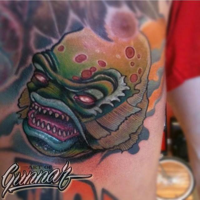 Gunnar-monster