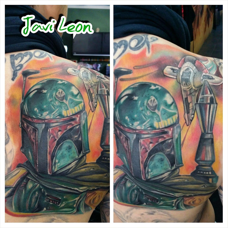Mandalorian Tattoo: Javi:bobba-fett-star-wars-bobba-fett-mandalorian-armor